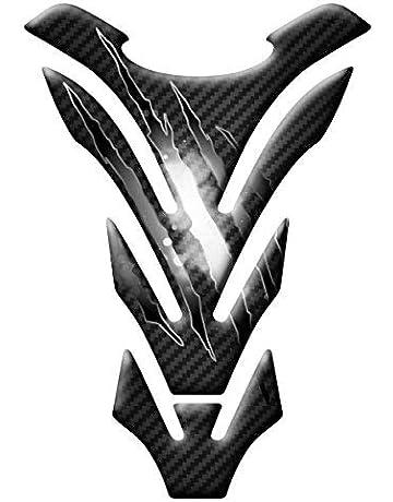 pour r/éservoir de traction lat/érale /à gaz genoux pour Kawasa-ki Ninja ZX10R 2011-2016 Artudatech Prot/ège-r/éservoir pour moto 1 paire de coussinets autocollants