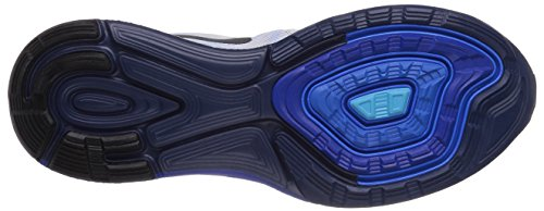 Nike Lunarglide 6 - Zapatillas de running para hombre WHITE/BLACK-LYON BLUE-PHOTO BLUE-MIDNIGHT NAVY