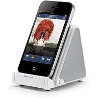 FAVI Water Resistant Indoor/Outdoor Wireless Speaker for iPhone, White