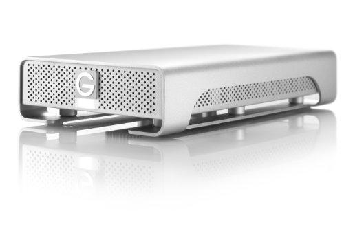 Esata 800 Usb Firewire - G-Technology G-DRIVE 2TB External Hard Drive w/ eSATA, USB 2.0, Firewire 400, Firewire 800 Interfaces 0G00203