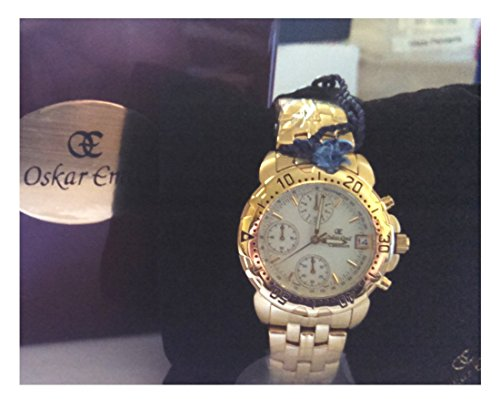 Watch Ladies 18k Gold Plated Designer