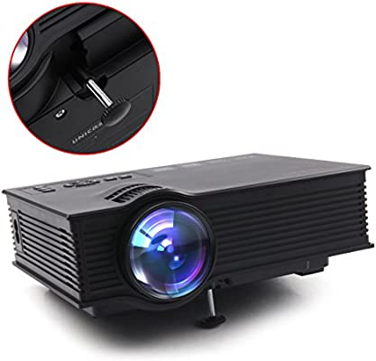 Tronfy multimedia Mini 800 * 480 portátil LED proyección Micro ...