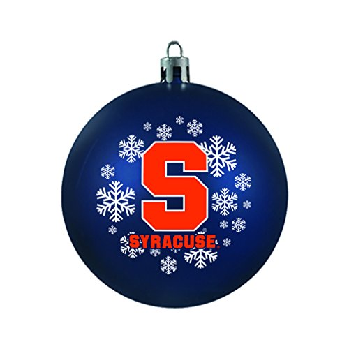 Syracuse Orange Christmas Ornament, Christmas Syracuse ...