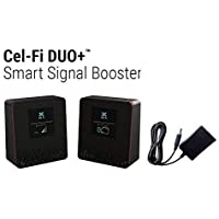 Cel-Fi Plug & Play Smart Signal Booster for Home or Small Office | Verizon
