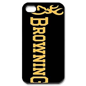 meilz aiaibrowning 11424 Hard Case Cover for iPhone 4 4S 4Gmeilz aiai