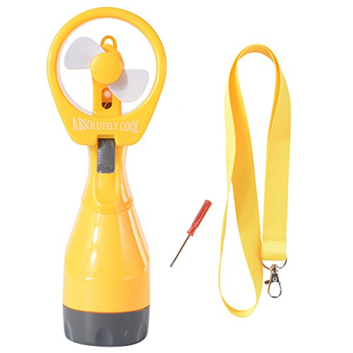 Xcellent Global Battery operated Handheld Misting