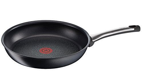 Tefal Pro E4400785 Talent-Sartén Aluminio, 30 cm, Color Negro: Amazon.es: Hogar