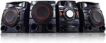 LG 700W 2.1-Channel Mini Shelf Speaker System with Subwoofer