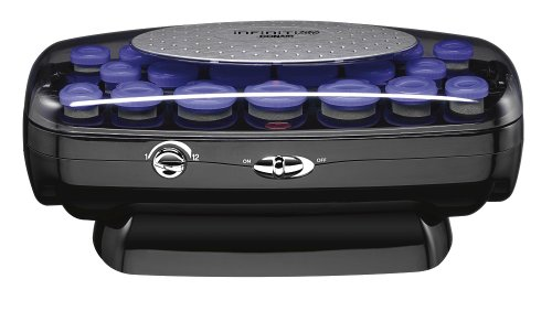 Infiniti Pro By Conair Instant Heat Ceramic Flocked Rollers With Cord Reel - 41WOjwek0rL - Infiniti Pro By Conair Instant Heat Ceramic Flocked Rollers With Cord Reel