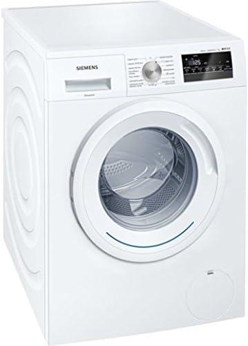 Siemens WM12N260ES Independiente Carga frontal 7kg 1200RPM A+++ ...