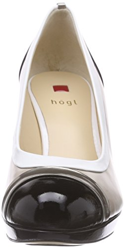 Högl 1- 10 8034 - Sandalias con plataforma Mujer Beige - Beige (0801)