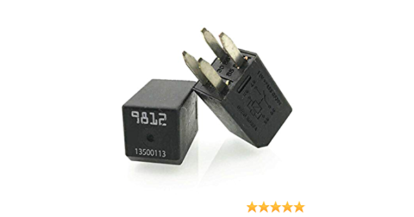 1PCS 4-Pin 13500113 For GM #OEM Relays Multi-Function Relay 19116962 D1777C 8430