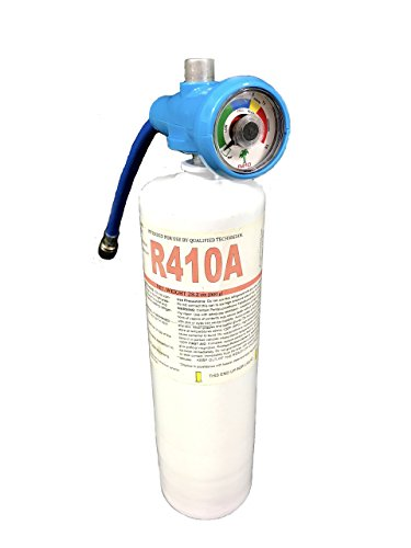 R410a Refrigerant 28.2oz Disposable One Step Can With for sale  Delivered anywhere in USA