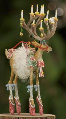 Patience Brewster Dash Away Dancer Ornament - 08-30236