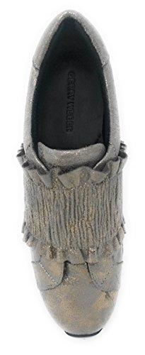Weber Zapatillas de Khaki 39 Silber para Gerry EU Sintético Mujer 1dwwaq5