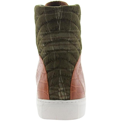 Android Homme Men's Propulsion High 2.5 (brown / green)-9.0