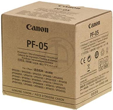 Canon Imageprograf IPF 6400 SE (PF-05/3872 B 001) - original - cabezal de impresión-: Amazon.es: Informática