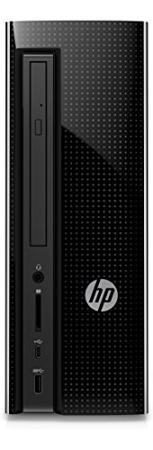 HP Slimline Desktop Intel Core i7 8GB Memory 1TB Hard Drive Black 270-P014