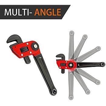 Ridgid 31305 Model E 110 Hex Wrench 9 1 2 Inch Offset Hex