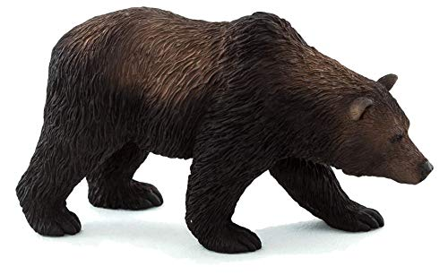 MOJO Grizzly Bear Toy Figure