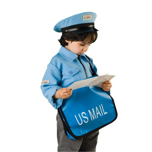 Classroom Career Outfit- Mail Carrier (Mail Carrier Costumes)