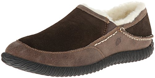 ACORN Men's Rambler Moc,Chocolate,12 M US