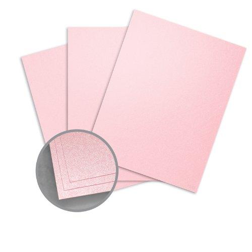 Stardream Rose Quartz Card Stock - 12 x 12 in 105 lb Cover Metallic C/2S 100 per Package