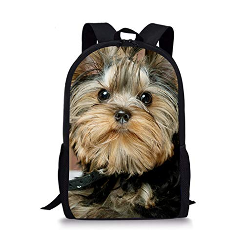 3 School 3057c Yq Bags Backpack Canvas 3057D YQ Pcs School rIwCqrZ