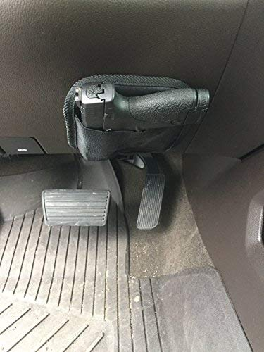 Gun Holster for Cars Fits All Small Frame 380