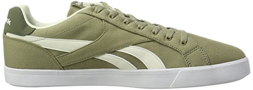 White Hunter Bd3149 Classic da Uomo Green Scarpe Khaki Tennis Reebok Verde SRvwxqAAp
