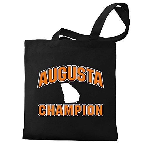 Bag Eddany Augusta Augusta champion Tote Eddany Canvas Yq1wqdr
