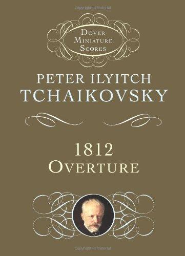 1812 Overture, Op. 49 (Dover Miniature Music Scores)