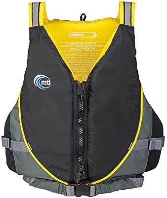 Black//Yellow MTI Adventure Wear MTI-711M-0KY56 Lg//X-Large MTI Adventurewear Journey LG//XL