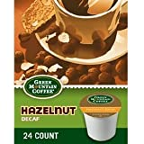 GREEN MOUNTAIN HAZELNUT DECAF K CUP COFFEE 96 COUNT