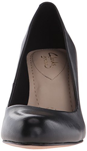 Clarks Dames Carlita Cove Dress Pump Zwart