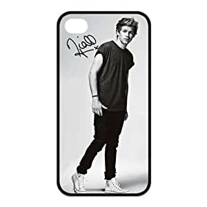 Niall Horan Design Solid Rubber Customized Cover Case for iPhone 4 4s 4s-linda449