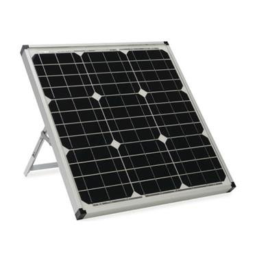 40-watt Single Panel U.s. Portable Solar Kit
