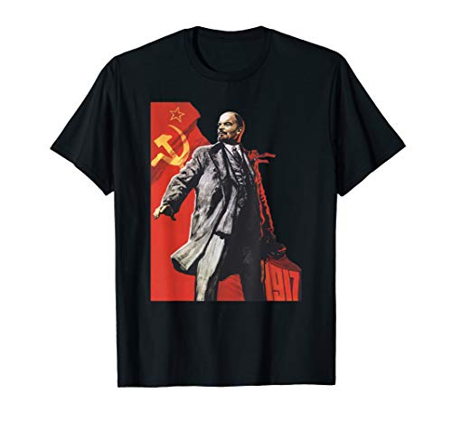 Lenin Forever Soviet Union USSR Russia Retro Vintage Jersey
