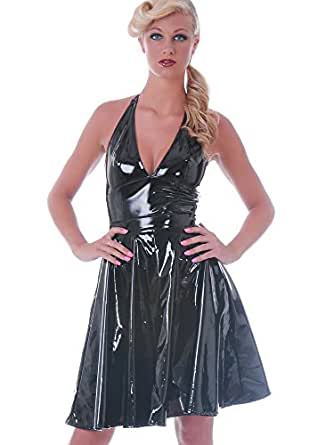 Amazon.com: Honour PVC Jive Circle Skirt: Clothing