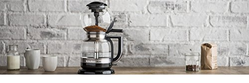 Best price for KitchenAid KCM0812OB Siphon Coffee Brewer, Onyx Black
