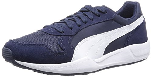Erwachsene Plus Peacoat St Blau Puma 04 white Top gold Low Unisex Runner S5qIq