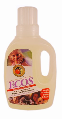 (Venus Laboratories Earth Friendly (Petastic) Ecos Pet Laundry Detergent 20 oz)