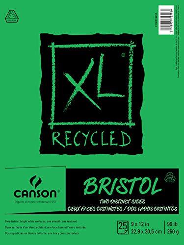 Cuaderno de dibujo Canson XL Series 25 hojas-22.9x30.5cm