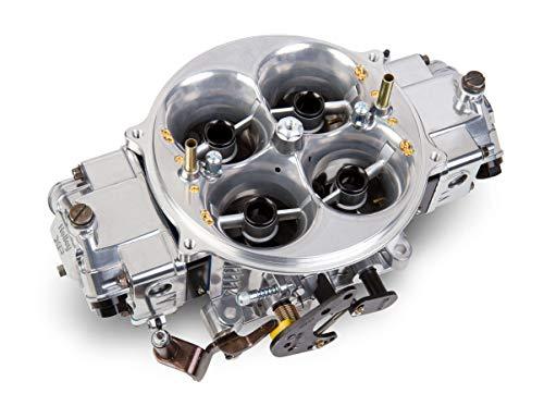- Holley 0-80924BK Gen 3 Ultra Dominator HP Race Carburetor 4bbl 1400cfm 3 Circuit Metering 2x4 Gas Model 4500UHP Dual Fuel Inlet Shiny w/Black Metering Blocks/Booster Inserts Gen 3 Ultra Dominator HP Race Carburetor