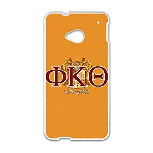 Phi Kappa Theta Symbol HTC One M7 Cell Phone Case White Protect your phone BVS_711870