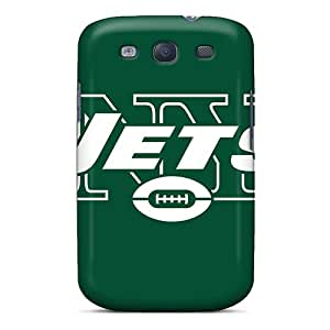 S3 Scratch-proof Protection Case Cover For Galaxy/ Hot New York Jets Phone Case