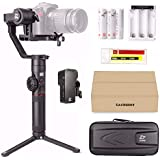 Zhiyun Crane 2 (with Servo Follow Focus) 3-Axis Handheld Gimbal Stabilizer 7lb Payload Toolless Balance Adjustment for DSLR or mirrorless camera  Zhiyun Crane-2 Compatible with Nikon Z6 Z7