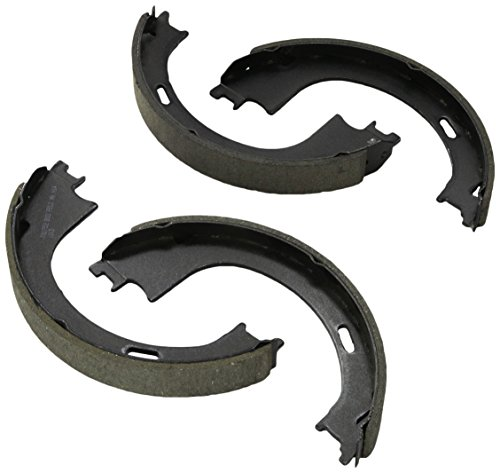 Replacement Brake Shoe Set - Bosch BS752 Blue Drum Parking Brake Shoe Set