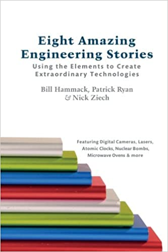 Eight Amazing Engineering Stories - Bill Hammack, Patrick Ryan, Nick Ziech