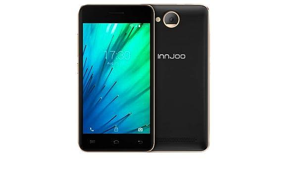 Teléfono movil smartphone innjoo i3 negro 4